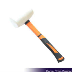Rubber Mallet with Fiberglass Hammer (T05082)