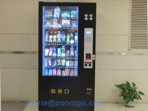 Large Capacity Beverage & Snack Automatic Vending Machine pictures & photos