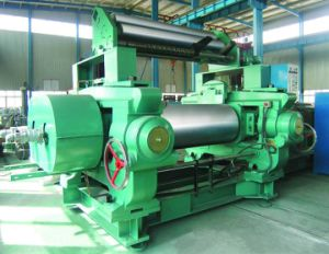Open Mixing Mill/ Rubber Machinery/Rubber Mixing Mill pictures & photos