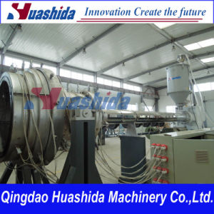 Plastic Pipe Machinery Single Extruder pictures & photos