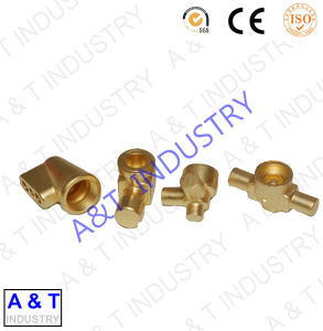 at High Quality Brass Hot Forged Parts pictures & photos