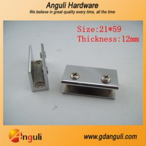 Zinc Alloy Fixed Glass Holder/Glass Clamp (An0809) pictures & photos