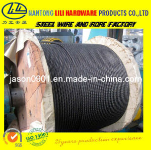 Steel Wire Rope (factory) pictures & photos