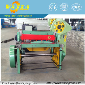 Plate Shear Mechanical Control with 8mm Cutting Capacity pictures & photos