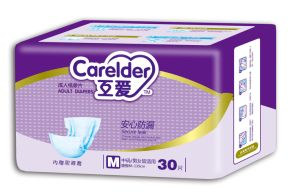 Disposable Lateral Tapes Adult Diapers by Made in China pictures & photos