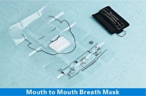 Disposable First Aid Mouth to Mouth Apparatus pictures & photos