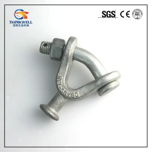 Forged Electric Power Fitting Steel HDG Y Type Clevis Ball pictures & photos