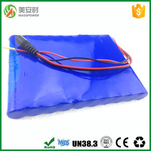 Li-ion Battery 18650 14.8V 11000mAh pictures & photos