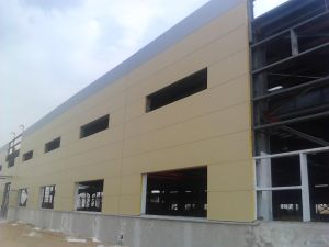 Kingspan Pur PIR Polyurethane Sandwich Wall Clading Sheet Roof Sheet pictures & photos