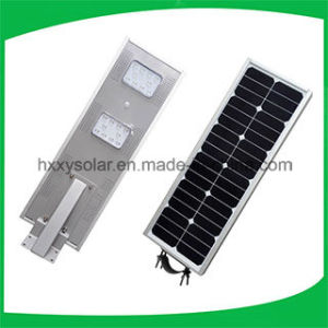 China 20W High Lumen All in One Solar LED Street Light with Motion Sensor pictures & photos