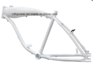 Colorful Bicycle Frame with 2.4L Gas Tank Built pictures & photos