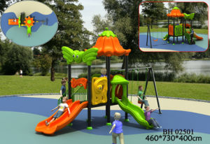 2013 Latest Kids Happy Outside Playground Natural Slides Bhd 061