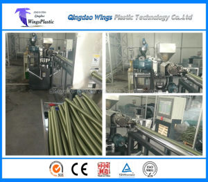 EVA Corrugated vacuum Cleaner Hose Pipe Production Line / Extrusion Machine pictures & photos