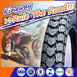 Popular Pattern Motorcycle Tyre (3.00-17 3.00-18) pictures & photos
