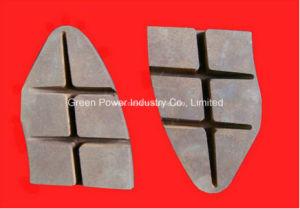 Railway High Quality Composite Brake Block pictures & photos