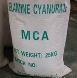 Melamine Cyanurate/Mca with High Quality 99.5%Min pictures & photos