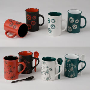 Promotional Ceramic Mug with Customer Logo pictures & photos