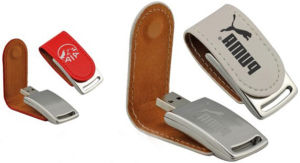 Leather Mini Memory Stick USB Flash Drive pictures & photos
