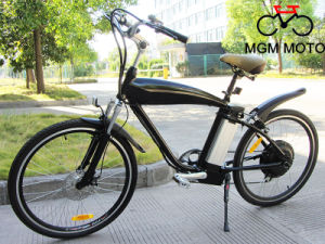 26inch Fat Tire Mountain Electric Bike pictures & photos
