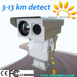18km Long Distance Dual Sensor Thermal Imaging Camera pictures & photos