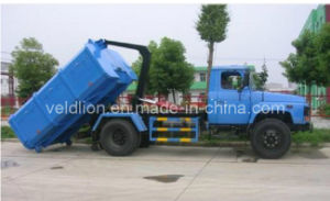 Swing-Arm Garbage Truck pictures & photos