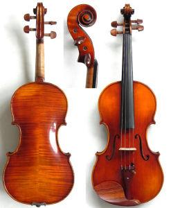 Concert Violin! Hand Made! Guarneri 1744 Ole Bull Violin! (LE-307)