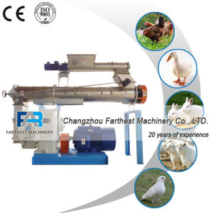 High Protein Cattle Feed Pellet Production Machinery pictures & photos