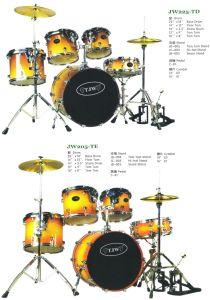 5PCS Drum Kits, Drum Sets (JW225-TD, JW205-TE)
