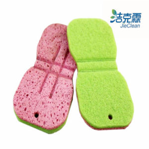 Cellulose Sponge Products/Green Color pictures & photos