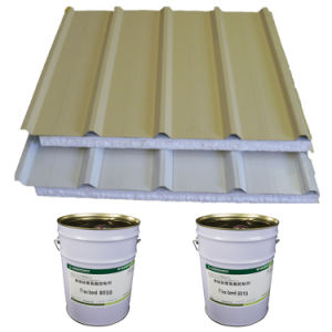 One Component Polyurethane Adhesive for Panel Bonding (Flexibond 8010) pictures & photos