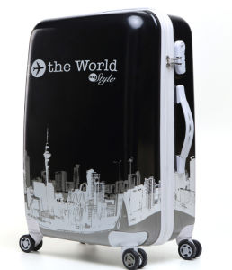 4 Wheel Travel Trolley Luggage/PC Trolley Case pictures & photos