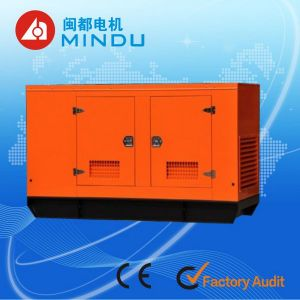 150kw Portbal Type Cummins Power Diesel Generator Set
