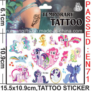Wholesale Temporary Tattoo Sticker for Kids (cg084) pictures & photos