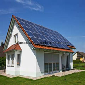 Futuresolar 3kw on Grid Solar System with Best Quality pictures & photos