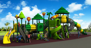 Wood Series Outdoor Playground HD15A-028A pictures & photos
