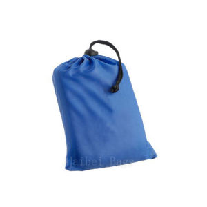 Eco Drawstring Pouch with Stopper (hbdr-63) pictures & photos