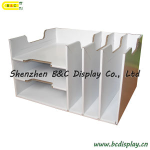 Cardboard Cubbyhole, Paper Pigeonhole, Office Stationery, Counter Shelf, Paper Box (B&C-D041) pictures & photos