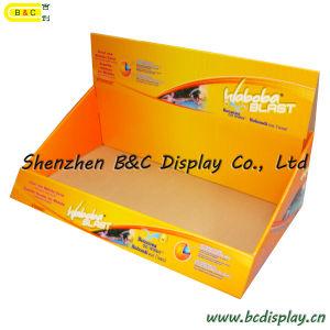 Corrugated PDQ Box, Paper Box, SGS Box, Paper Dump Bin, PDQ Display Box (B&C-D046) pictures & photos