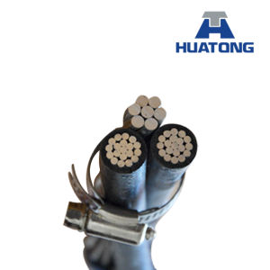 Power /PVC/XLPE/Overhead/Aluminum Conductor/Aerial Bundle Cable pictures & photos