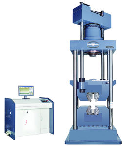 Servo Hydraulic Universal Testing Machine TIME WAW-1000A pictures & photos