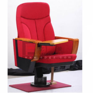 Comfortable Foldable Auditorium Step Chair for Music Hall & Cinema pictures & photos
