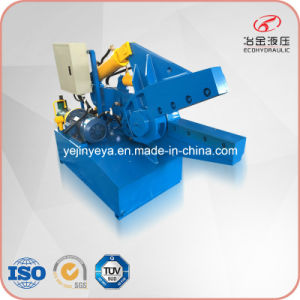 Q08-100 Hydraulic Stainless Steel Alligator Shear (integrated) pictures & photos