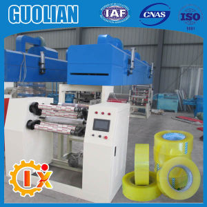 Gl-500e Carton for BOPP Transparent Tape Coating Machine pictures & photos