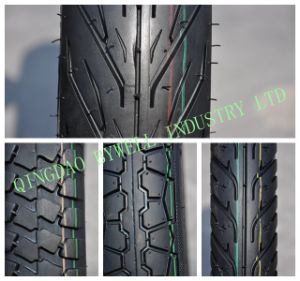 Competitive Price Motorcycle Tires with Good Quality (275-18) pictures & photos