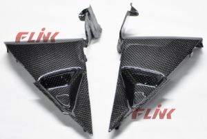 Motorcycle Carbon Fiber Parts Side Panel for Honda Cbr600rr 07-09 pictures & photos