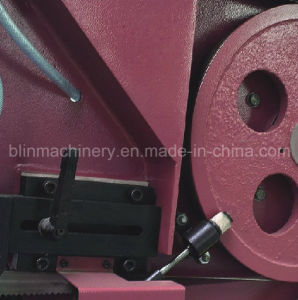 Full Automatic Horizontal Rotary Table Band Saw with Nc Control (BL-HS-J44RN) pictures & photos