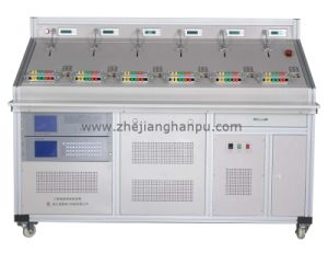 Three Phase Multifunction Energy Meter Test Bench (PTC-8320M) pictures & photos