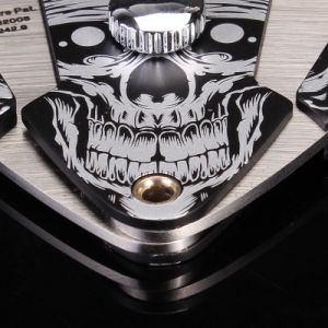 Lubinski Cigar Cut Scarface Personalized Sharp Cigar Cutter (ES-EB-100) pictures & photos