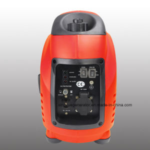 Pure Sine Wave 4-Stroke 1kVA Petrol Inverter Generator pictures & photos