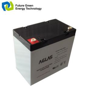 12V7ah Solar Deep Cycle VRLA Sealed Lead Acid UPS Battery with Ce MSDS pictures & photos